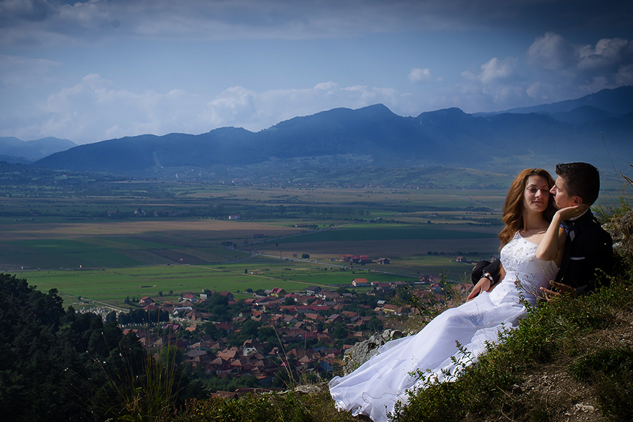trash the dress, after wedding session, gabriel stroe